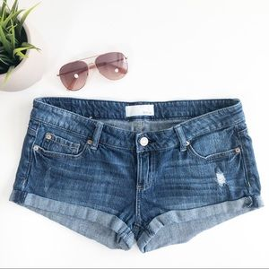 Garage Flirty Short